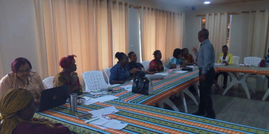 Home Organisational Training