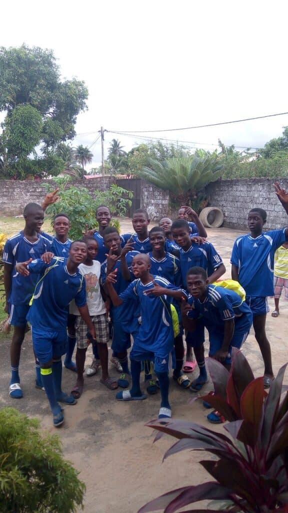 The Koinonia Trust Football Club